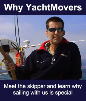 Why YatchMovers